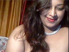 भारतीय कनाडाई गरम कैम लड़की पठान चिढ़ा